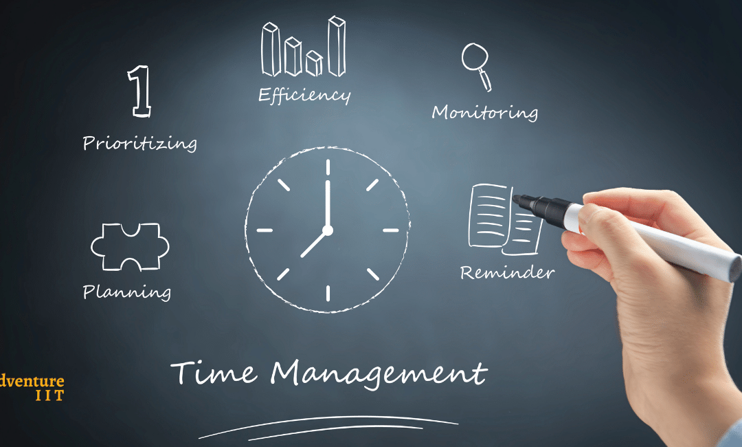 Tips To Manage Time The Right Way To Crack IIT-JEE